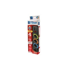 Protect Filter Circuit Breaker 220v Grafite - Davena