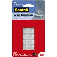Protetor Anti Impacto Quadrado Scotch - 3M