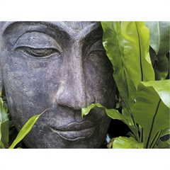 Quadro Decorativo em Vidro Zen 60x80cm