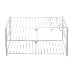 Rack Multiuso Branco                 - Metaltru