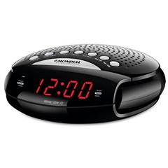Radio Relógio Sleep Star Ii 2w Bivolt Preto - Mondial