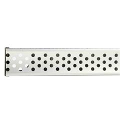 Ralo/Perfil Alumínio 80 Cm Comprimento X 4,5 Cm Largura - Aminox