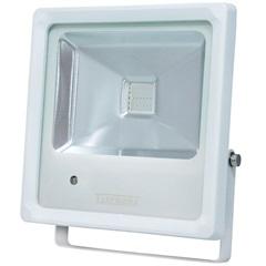Refletor Led 10 Tr 10w Rgb Branco - Taschibra
