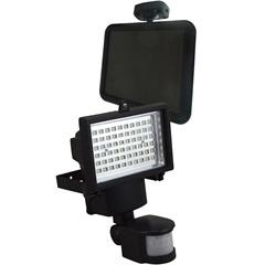 Refletor Solar 60 Leds com Sensor de Movimento Ref. 9206 - Ecoforce