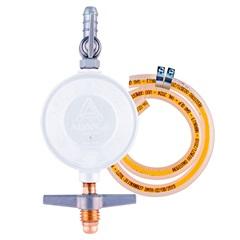 Regulador de Gás Bc Mangueira 80 Cm Ref.: 504/1 Bc    - Aliança