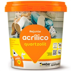 REJUNTE ACRÍLICO CORDA 1KG 724157 Quartzolit