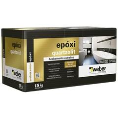 Rejunte Epoxi Bege 1,5 Kg - Quartzolit
