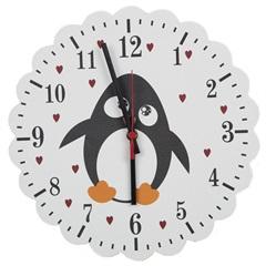 Relógio de Parede Pinguim 638