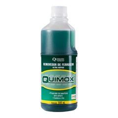 Removedor de Ferrugem Ultra Rápido Quimox 500ml   - Quimatic Tapmatic