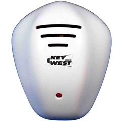 Repelente Eletrônico Bivolt para Pernilongos, Ratos E Morcegos Branco - KeyWest