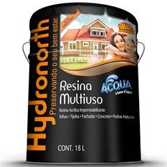 Resina Acrílica Acqua Impermeabilizante Cerâmica Ônix 18 Litros - Hydronorth