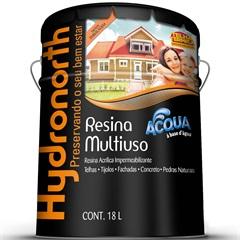 Resina Acrílica Acqua Impermeabilizante Cerâmica Telha 18 Litros - Hydronorth