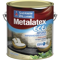 Resina Eco Impermeabilizante 3,6l - Sherwin Williams