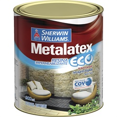 Resina Eco Impermeabilizante 900ml - Metalatex - Sherwin Williams