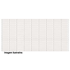Revestimento 25x60cm Citta Branco Cx1.50m²    - Incepa