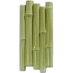 Revestimento Bambu Oliva 25.6x11.5 Cx0.5m² - L'ARTE