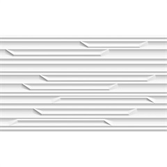 Revestimento Bianco Galex Retificado Relevo 32x60cm  - Biancogres