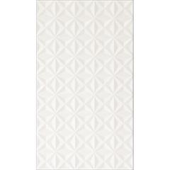 Revestimento Bianco Stelle Retificado Relevo 32x60cm