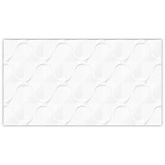 Revestimento Borda Reta Mediterraneo Bianco 32x60cm - Biancogres