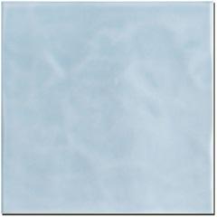 Revestimento Brilhante Borda Reta Marinha Azul Céu Onda 20x20cm - Eliane