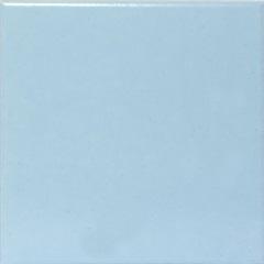 Revestimento Cerâmico Borda Bold Azul Piscina Liso 20x20cm - Pierini