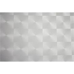 Revestimento Esmaltado Borda Bold Brilhante Jateado 45x200cm - Plastcover
