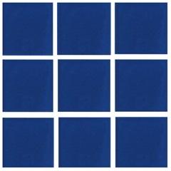 Revestimento Naut 9,5x9,5cm Azul Cobalto Cx.1,40m² - Ref: 82314 - Portobello