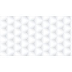 Revestimento para Paredes 32x59 Cm Geometrie Branco Ref.: 61190192  - Incepa