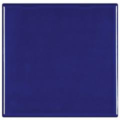 Revestimento para Piscina Azul Naval 15.5x15.5 Cm Cx. 1,50 M²  - Eliane