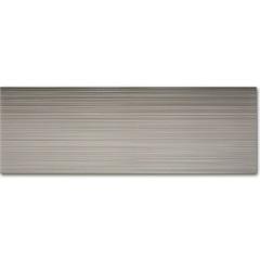 Revestimento Relevo Acetinado Borda Reta Degradê Gr Cinza 19,3x58,4cm - Portinari