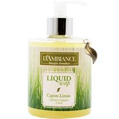 Sabonete Liquido de Capim Limão 370ml  - Le Jardim