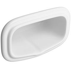 Saboneteira Branco a380  - Deca