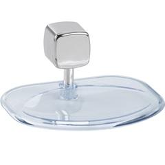 Saboneteira Eco Transparente - Ref. 337414  - Expambox