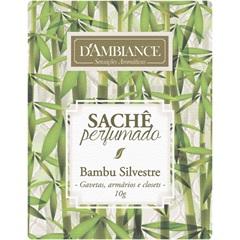 Sache de Bambu Silvestre 10g - D'ambiance