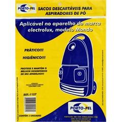 Saco Descartável para Aspirador Electrolux Hidrolux Mondo       - Porto Pel