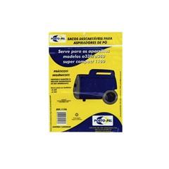 Saco para Aspirador de Pó, Descartável, Electrolux 1100 a340 a330       - Porto Pel