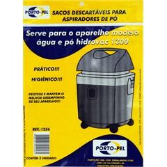 Saco para Aspirador de Pó, Descartável, Electrolux Hidrovac 1300        - Porto Pel