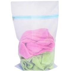 Saco para Lavar Roupas com Ziper Pequeno - Secalux