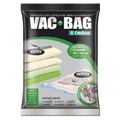 Saco Vac Bag Extra Grande 80x100  - Ordene