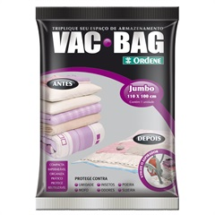 Saco Vac Bag Jumbo 110x100  - Ordene
