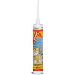 Sanisil Branco Selante de Silicone com Fungicida 300ml - Sika