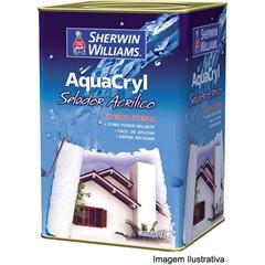 Selador Aquacryl 18 Litros - Sherwin Williams