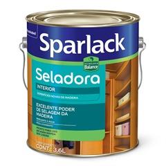 Seladora para Madeira  - 3,6 Litros - Sparlack - Coral