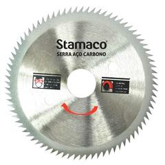 Serra Aço Carbono 43/8 80 Dentes - Stamaco