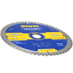 Serra Circular Multicorte 60 Dentes 250 Mm X 30 Mm 15198 - Irwin