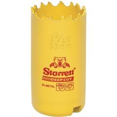 """Serra Copo Fast Cut 33mm - 1.5/16"""" Amarela - Starrett"""