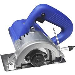 "Serra Mármore 4.3/8"" 1300w 220v Gymc10010-3 Azul E Cromada - Goodyear"