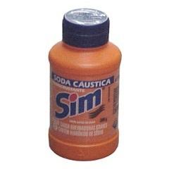 Soda Caustica Desincrustante 300g - Simon