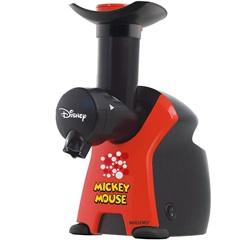 Sorveteira 225w 110v Mickey Mouse Preta E Vermelha - Mallory