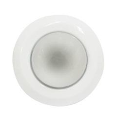 Spot de Embutir Fixo para Lâmpada R63 10,5cm Branco Ref. Mr063fbr - Bronzearte
